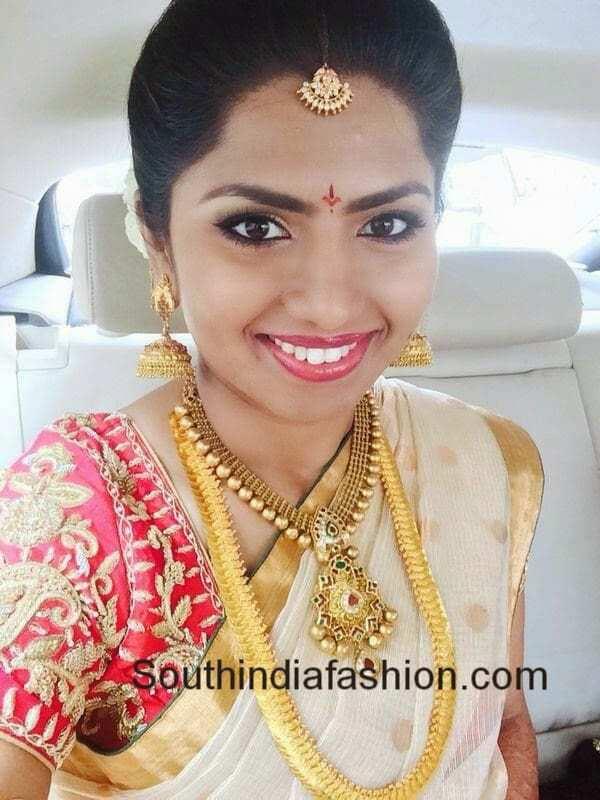 samantha neeraja konas wedding � south india fashion