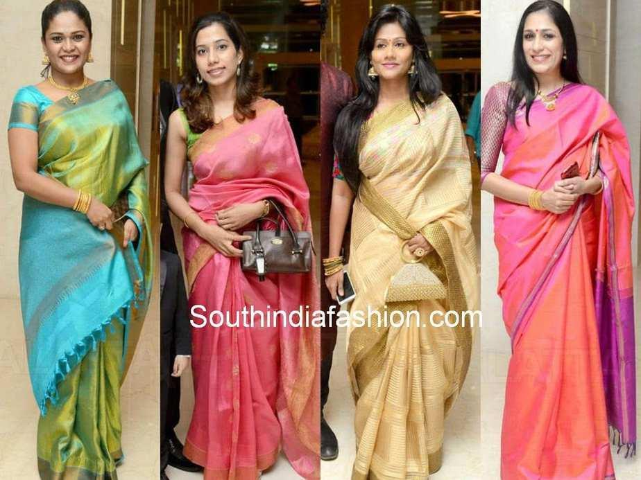Kanchipuram Sarees, Kanchi Pattu sarees, Kanjivaram Silk ...