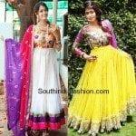 Designer Floor Length Anarkali Suits