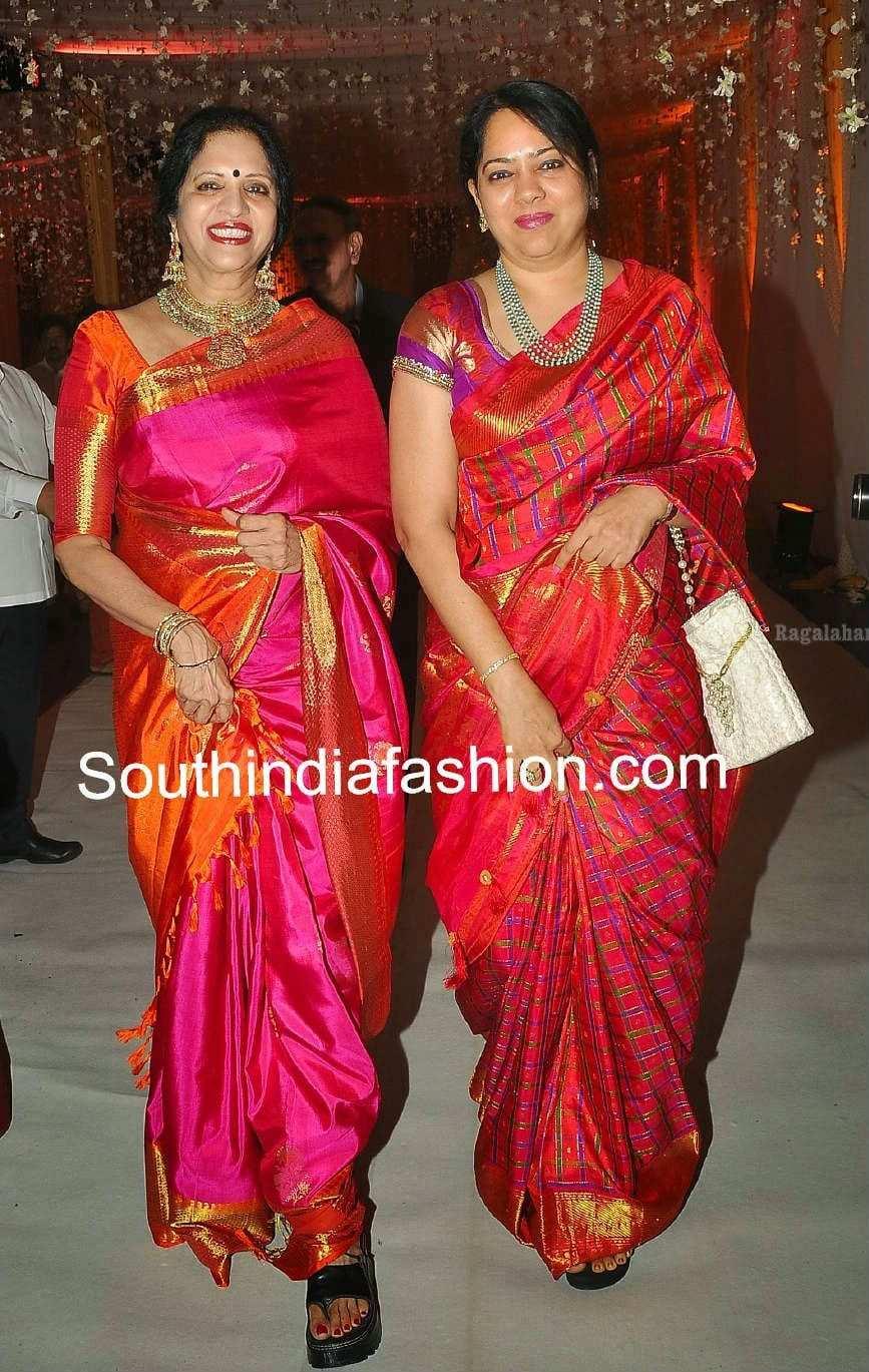 South Indian Wedding Sarees: 20 Top Designs Of 2016
