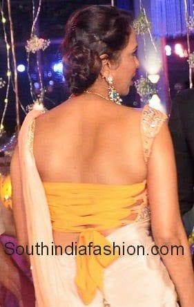 lakshmi manchu blouse designs