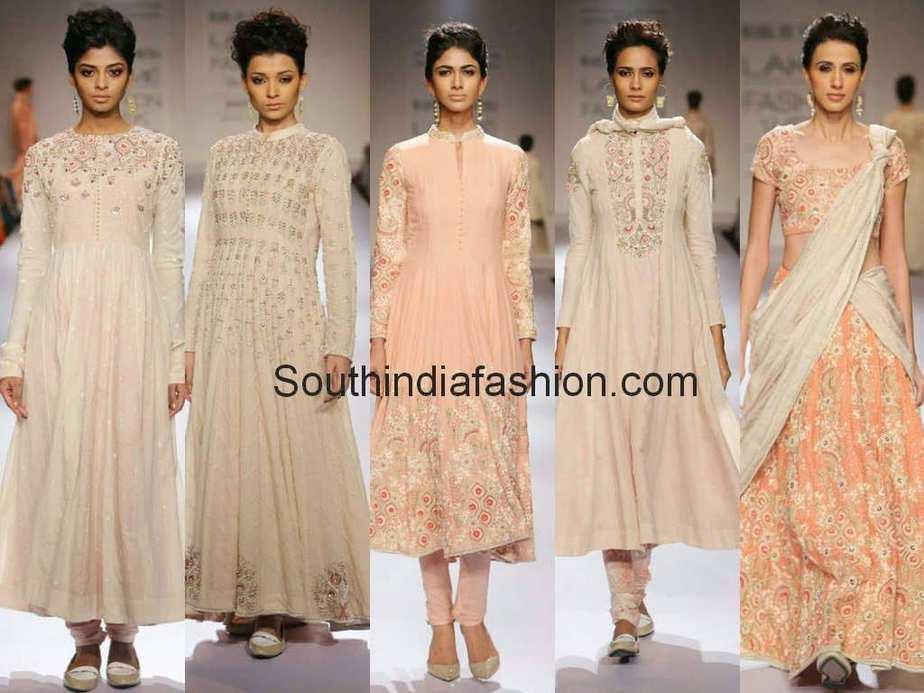 Lakme Fashion Week Winter/Festive 2014: Soumitra –South ... Sabyasachi Lakme Fashion Week 2014