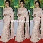 Deepika Padukone in Payal Singhal Saree