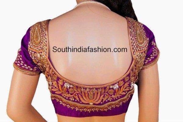 kundan_work_silk_saree_blouse (1)