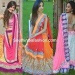 Designer Lehengas from Krishna's Boutique