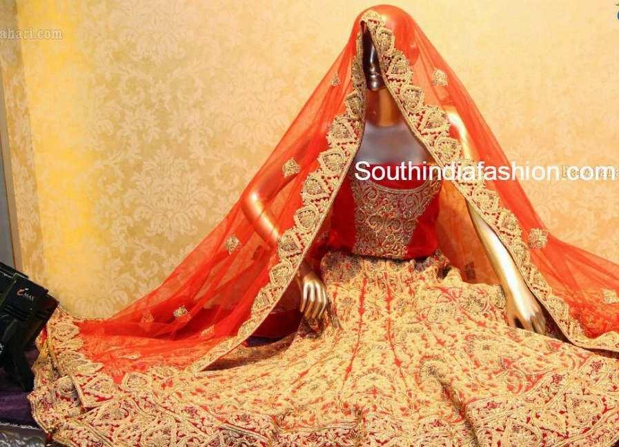 Kashish Bridal Collection – South India Fashion
