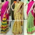 Designer Sarees by Bhama