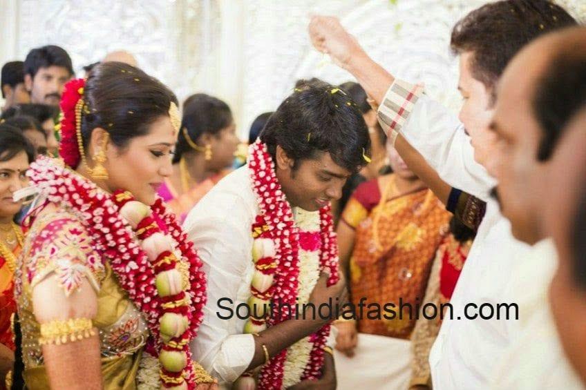 atlee and priya wedding pics