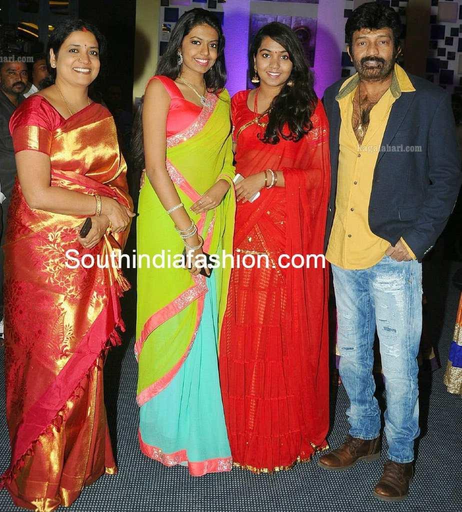 Rajasekhar Family @ Aadi's Wedding Reception