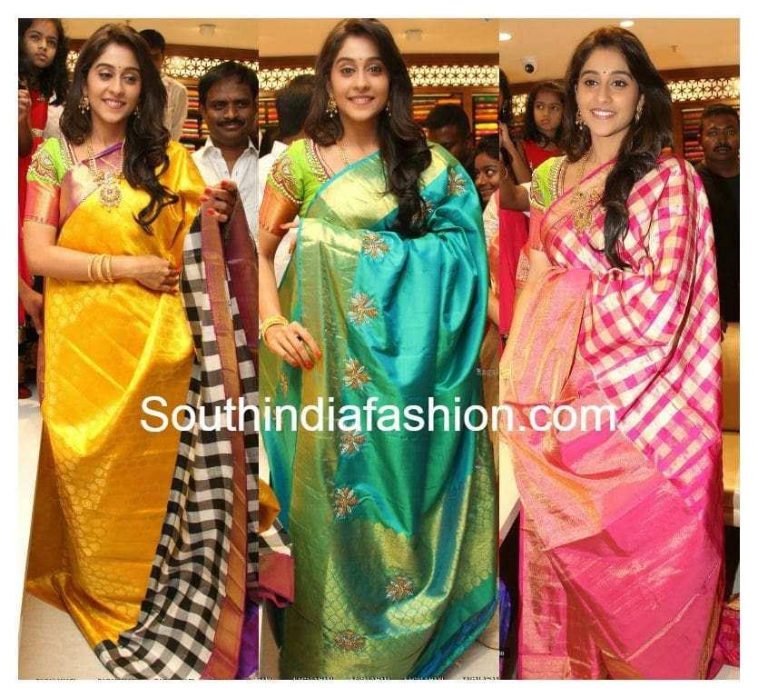 Beautiful Kanjeevaram Sarees