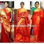 Elegant Kanjeevaram Wedding Sarees