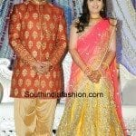 Siddarth and Pravallika's Engagement