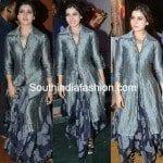 Samantha in Sashikanth Naidu Dress