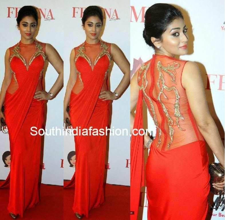 shriya saran at femina awards 2015