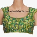 Thread Work Designer Blouse
