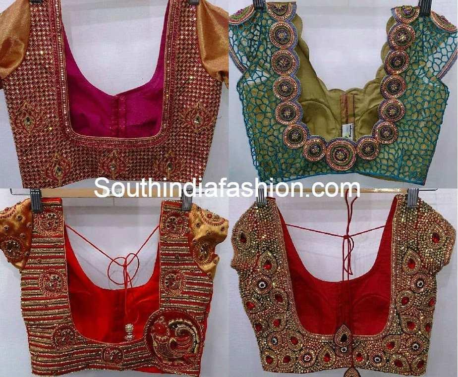 blouse design catalogue 2015 pdf