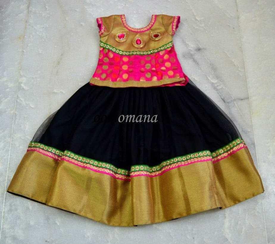 Pattu Langa For Kids Online Shopping