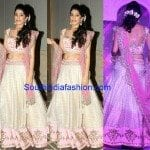Designer Lehenga by Anushree Reddy