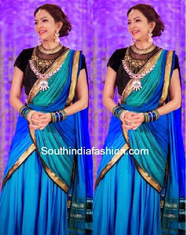 lakshmi manchu at manoj engagement
