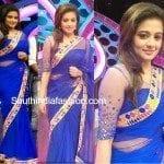 Priyamani in Pranaah Designer Saree