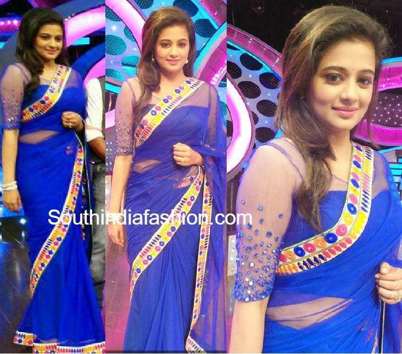 priyamani designer sarees