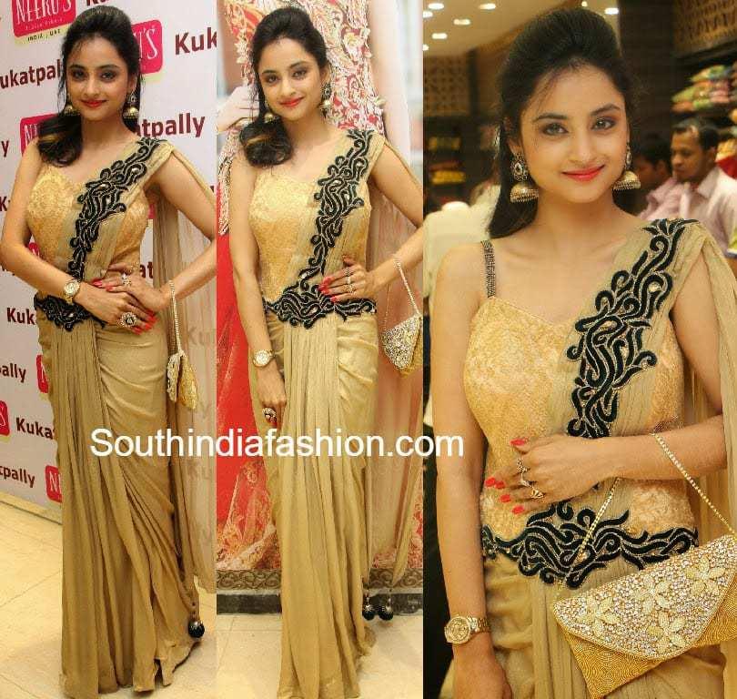 madirakshi at neerus store launch