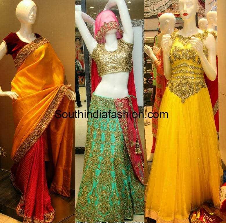 Neeru's Latest Designer Collection – South India Fashion