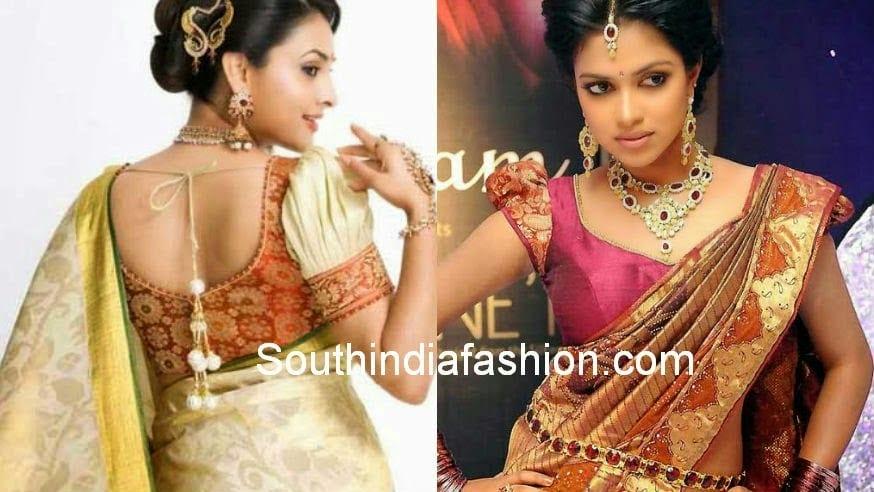 butta chetulu for blouses
