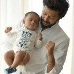 Riteish and Genelia Share Adorable Photos of their son Riaan!!