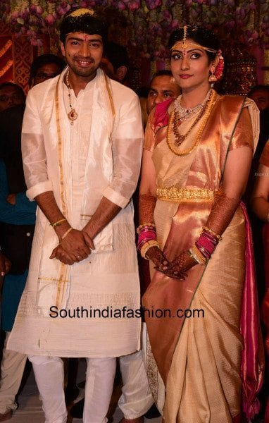 allari_naresh_virupa_marriage_photos
