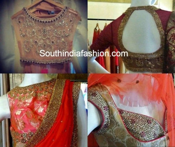 anjali_sharma+french_curve_blouse_designs