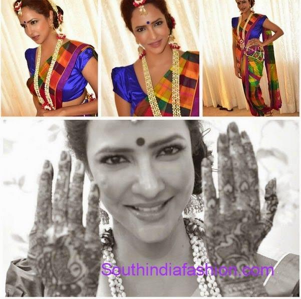 lakshmi manchu at manchu manoj mehendi function