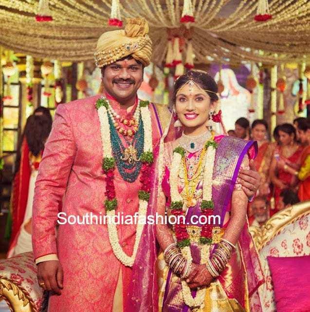 manchu manoj pranathi reddy marriage photos