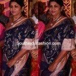 Nirmala Manchu at Allari Naresh Wedding