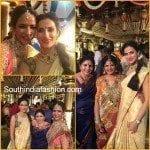 Shilpa Reddy at Manchu Manoj Wedding