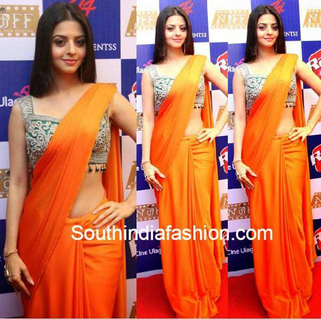 vedhika at norway tamil film festival