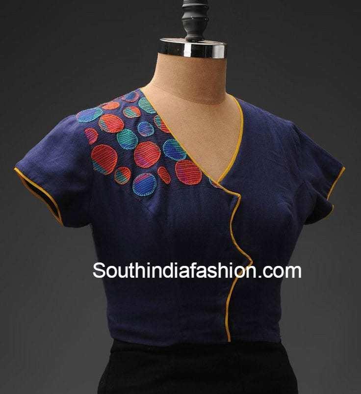 Angrakha_neckline_blouse