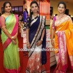 Guest Saree Styles