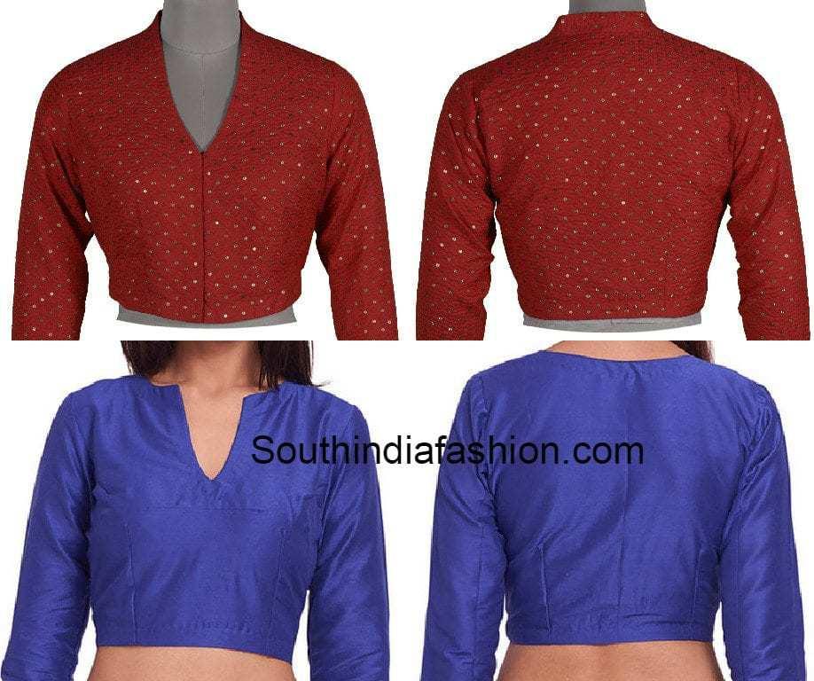 formal_saree-blouse_designs