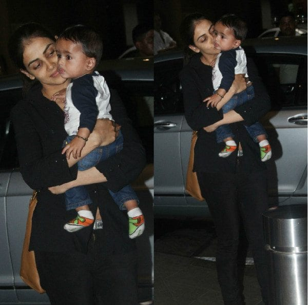 genelia_with_her_baby