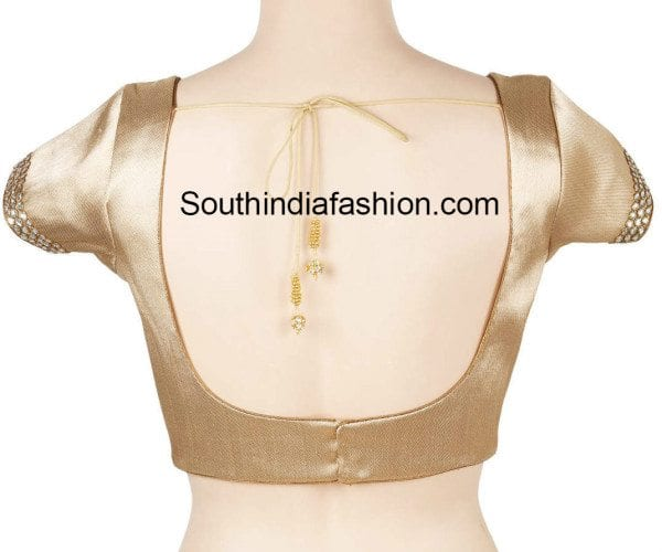 gold_blouse_designs_for_sarees