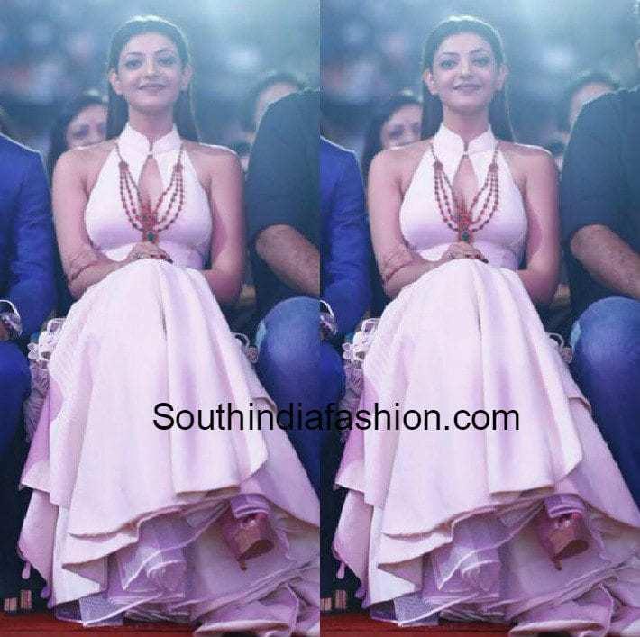 kajal_aggarwal_at_filmfare_awards_2015