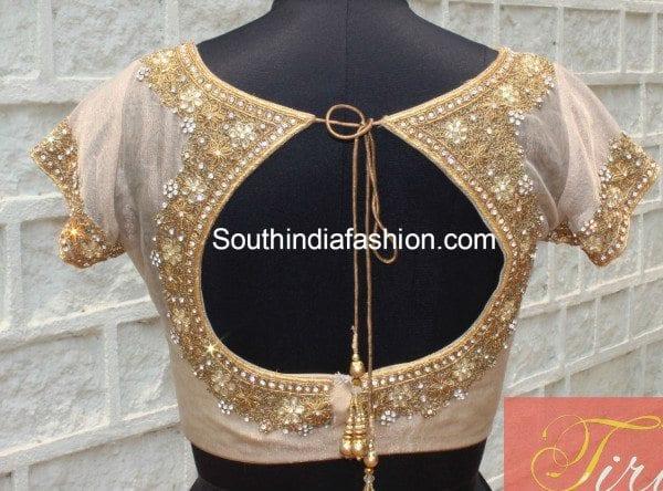 latest_designer_saree_blouse
