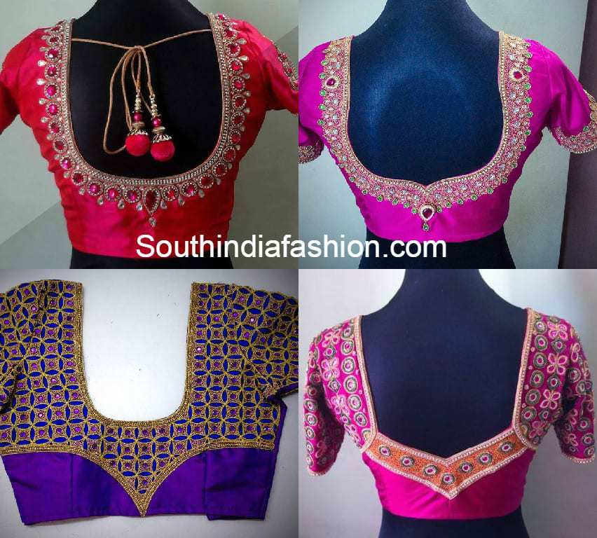 maggam_work_blouse_designs