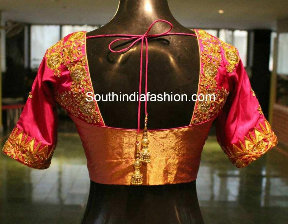 Buy Designer Blouses Online India