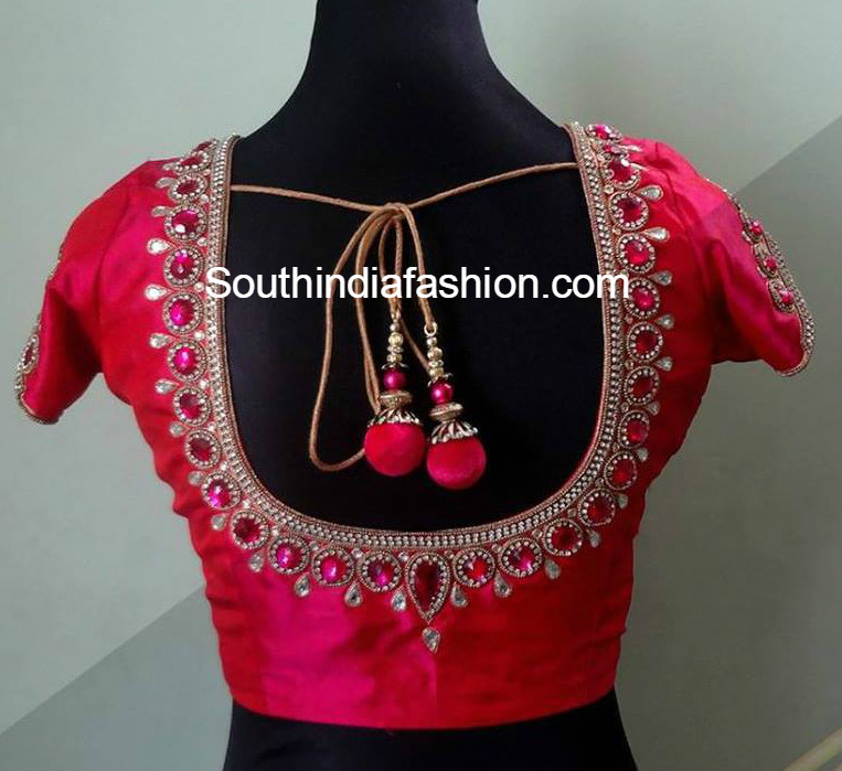 pattu_saree_blouse