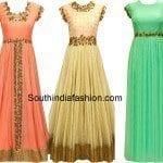 Elegant Long Gowns by Pranthi Reddy