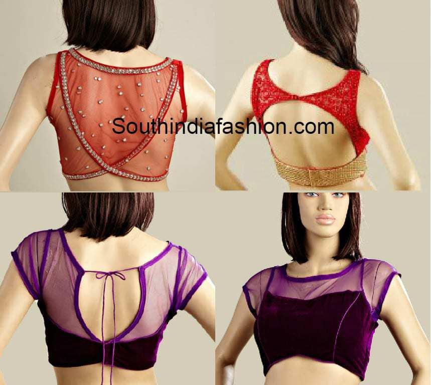 Sakhi Fashions Designer Blouses