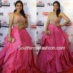 Regina in Shantanu & Nikhil Gown