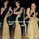 Shilpa Chakravarthy in Half n Half Saree